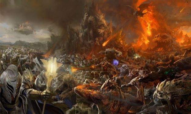 Pandaemonic: Lords of Legions /materiały prasowe