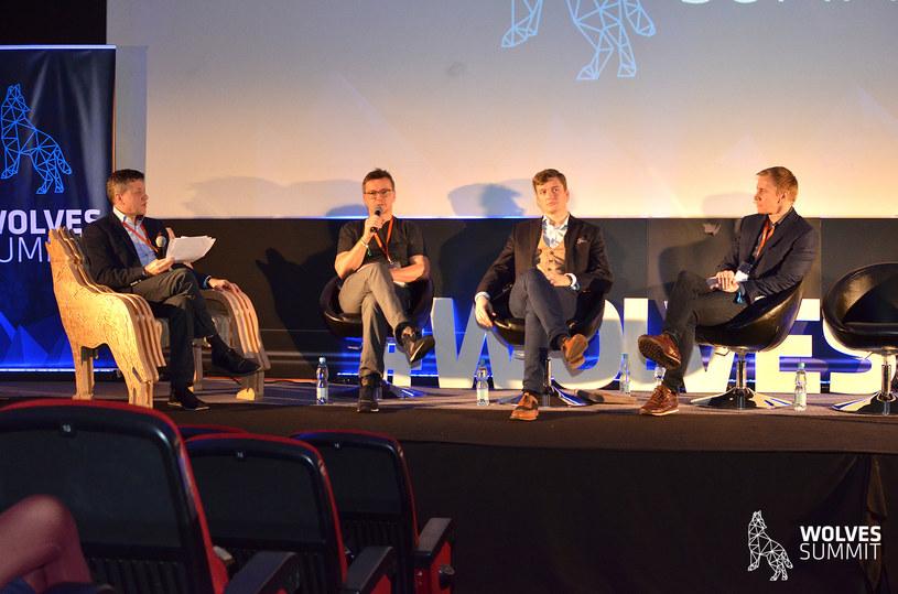 Panel dyskusyjny podczas imprezy /materiały prasowe