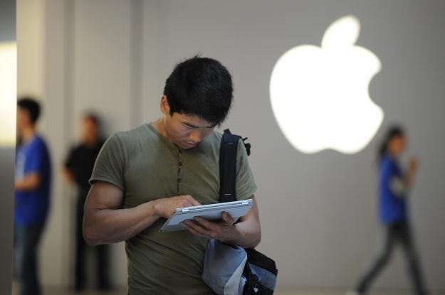 Panele IGZO Apple planowało zamontować już w trzeciej generacji tabletów /AFP