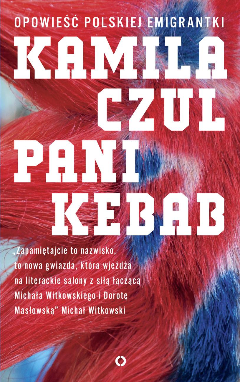 """""""Pani Kebab"""" Kamila Czul /materiały promocyjne"""