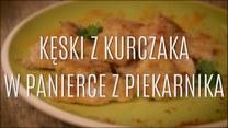Panierowane kęski z kurczaka z piekarnika - jak je zrobić?