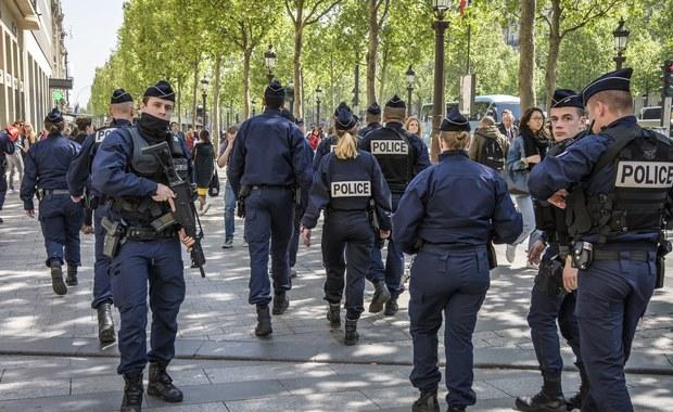 Panika na paryskim dworcu. Aresztowano mężczyznę z nożem