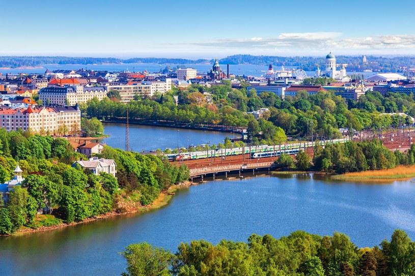 Panorama Helsinek /123/RF PICSEL
