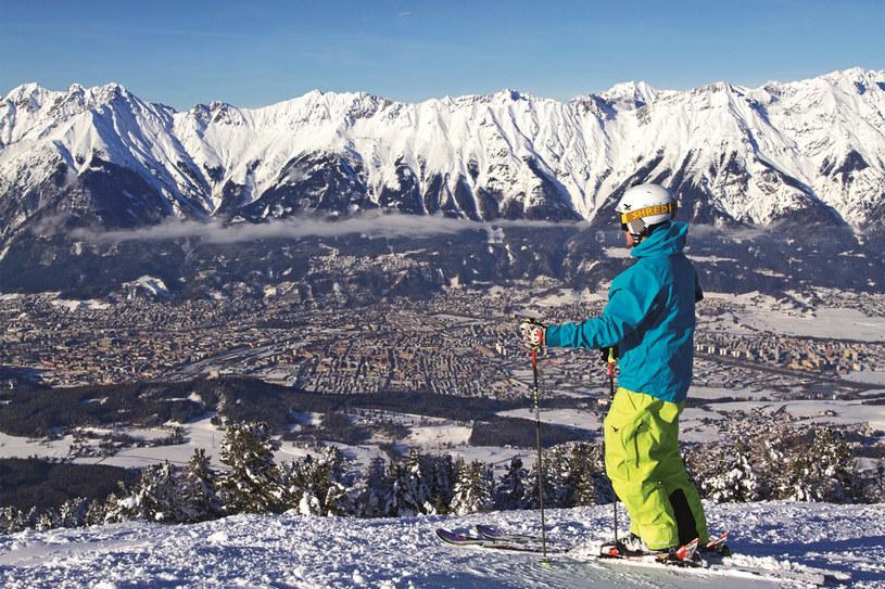 Panorama Innsbrucka, fot. Innsbruck Tourismus /materiały prasowe