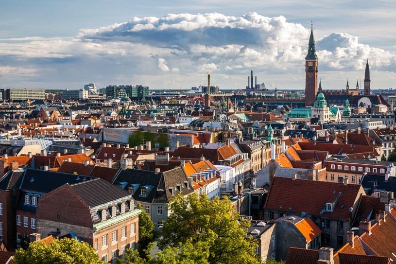 Panorama Kopenhagi /123/RF PICSEL