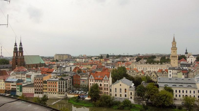 Panorama na miasto /Styl.pl