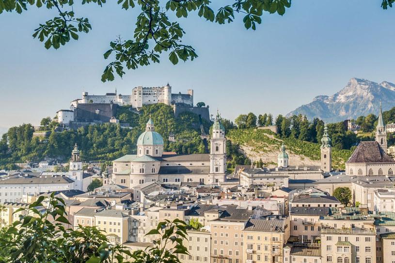 Panorama Salzburga /123RF/PICSEL