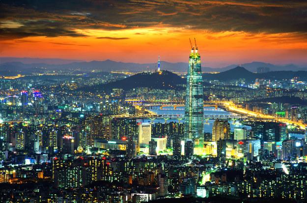Panorama Seulu /123/RF PICSEL
