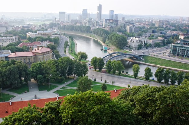 Panorama Wilna /123/RF PICSEL