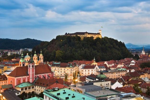 Panoramiczny widok z Lublany /123/RF PICSEL