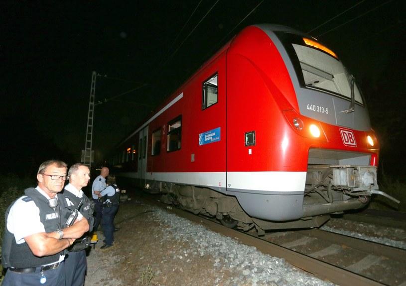 Państwo Islamskie przyznało się do ataku na pociąg. /PAP/EPA
