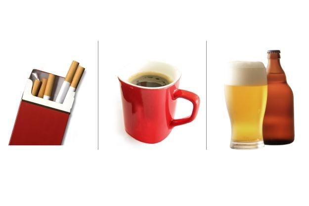 Papierosy, kawa i piwo są szkodliwe nie tylko dla zdrowia, ale i dla danych /materiały prasowe