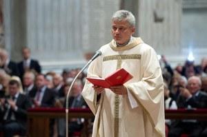 Papieski jałmużnik abp Konrad Krajewski o swojej pracy
