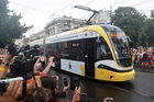 Papieski tramwaj ruszy w Kraków