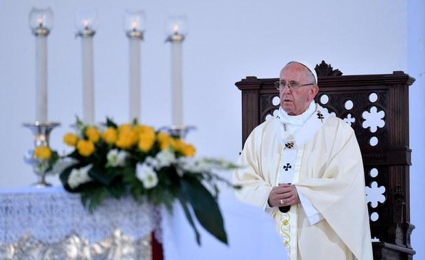 Papież: Chrześcijanin nie jest sprinterem, który pędzi jak szalony