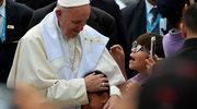 Papież do ofiar wojny domowej: Chciałbym płakać z wami