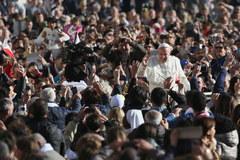 Papież do Polaków: bądźcie wytrwali w wierze, nadziei i miłości