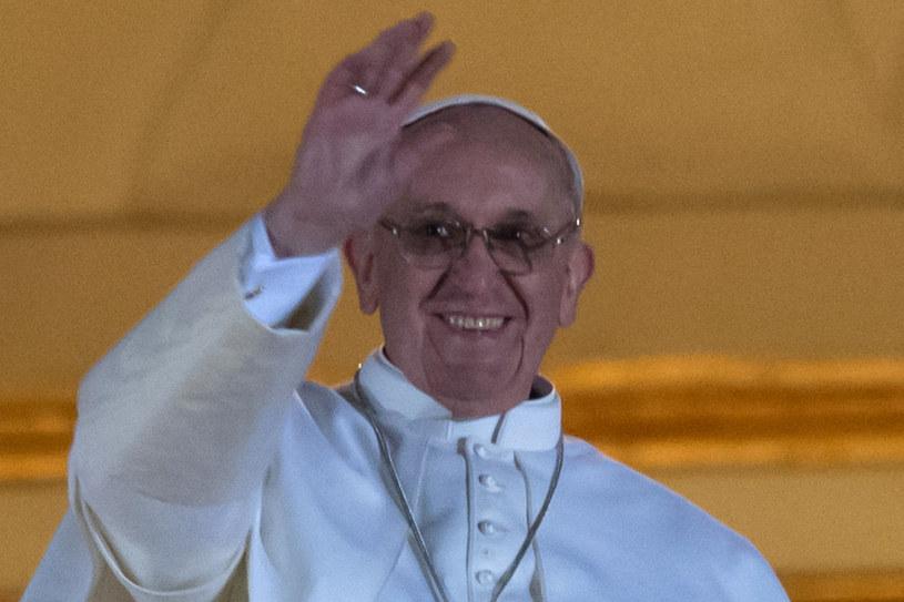 Papież Franciszek I /AFP