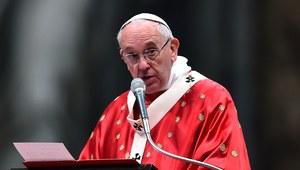 Papież Franciszek: Nie ma strachu przed islamem, ale przed Państwem Islamskim