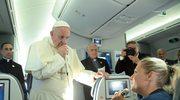 Papież Franciszek ocenił swoją wizytę w Polsce