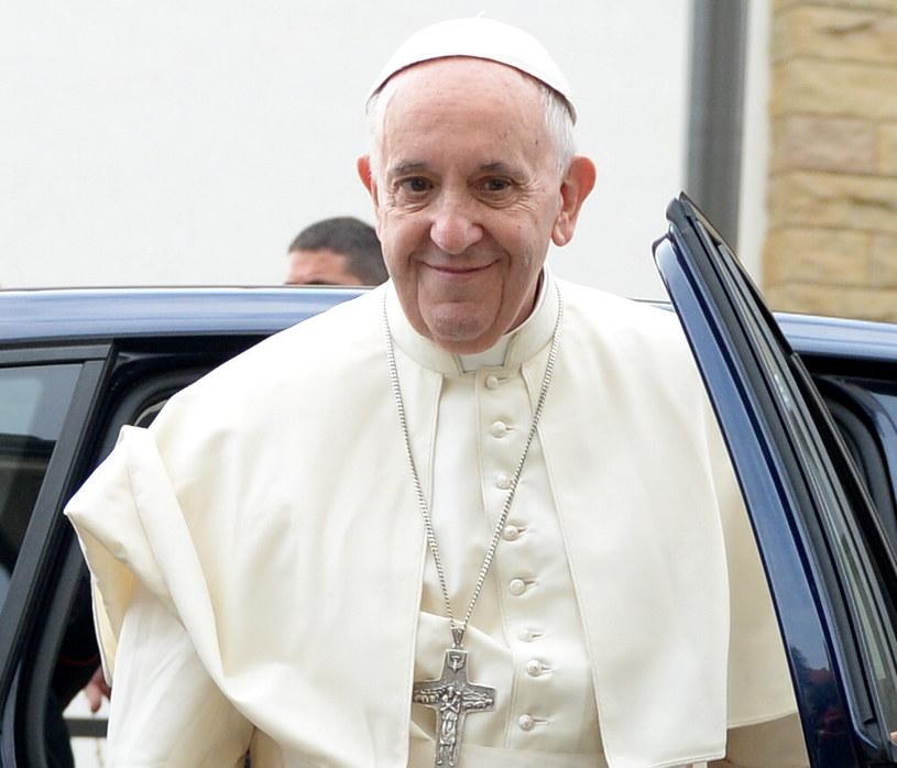 Papież Franciszek odwiedził kard. Franciszka Macharskiego /Darek Delmanowicz /PAP