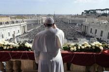 """Papież Franciszek potępił """"rzeź niewinnych osób"""""""