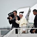 Papież Franciszek powrócił do Rzymu