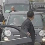 Papież Franciszek utknął w korku. Nerwowa reakcja ochrony