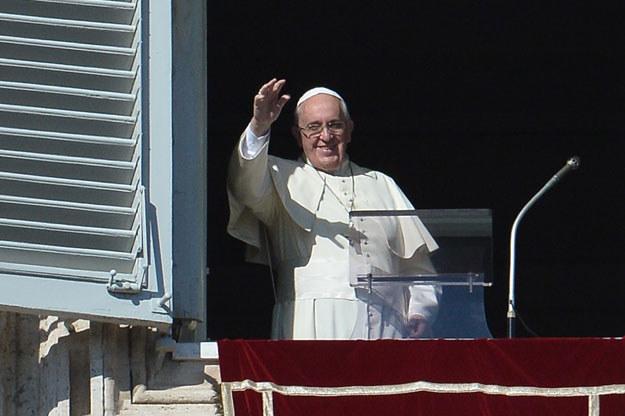 Papież Franciszek zmienia kościół katolicki fot. Tiziana Fabi /AFP