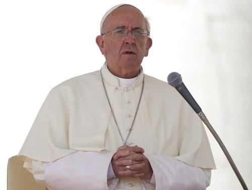 Papież Franciszek. /CLAUDIO PERI /PAP/EPA