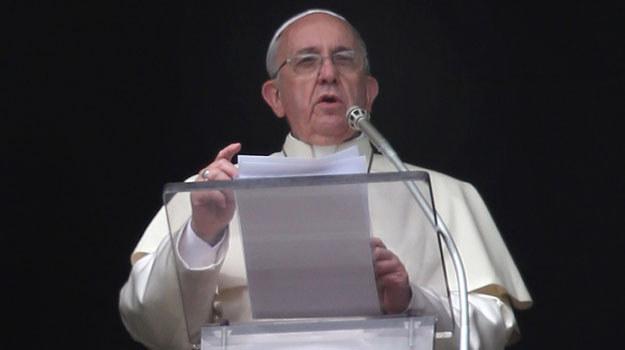 Papież Franciszek /Peter Macdiarmid /Getty Images