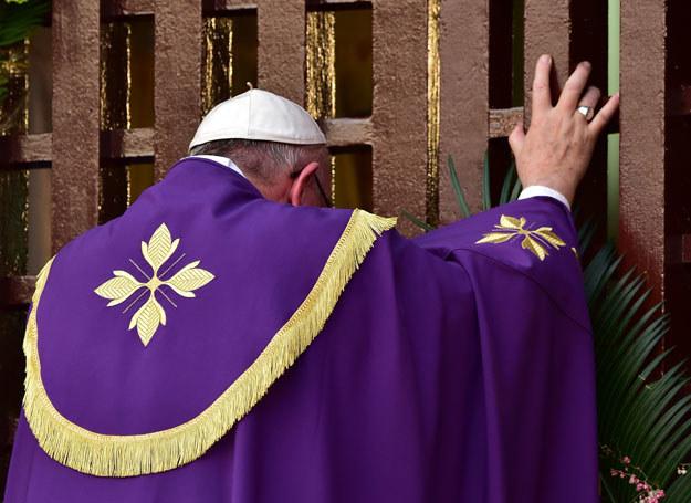 Papież Franciszek / GIUSEPPE CACAC /AFP