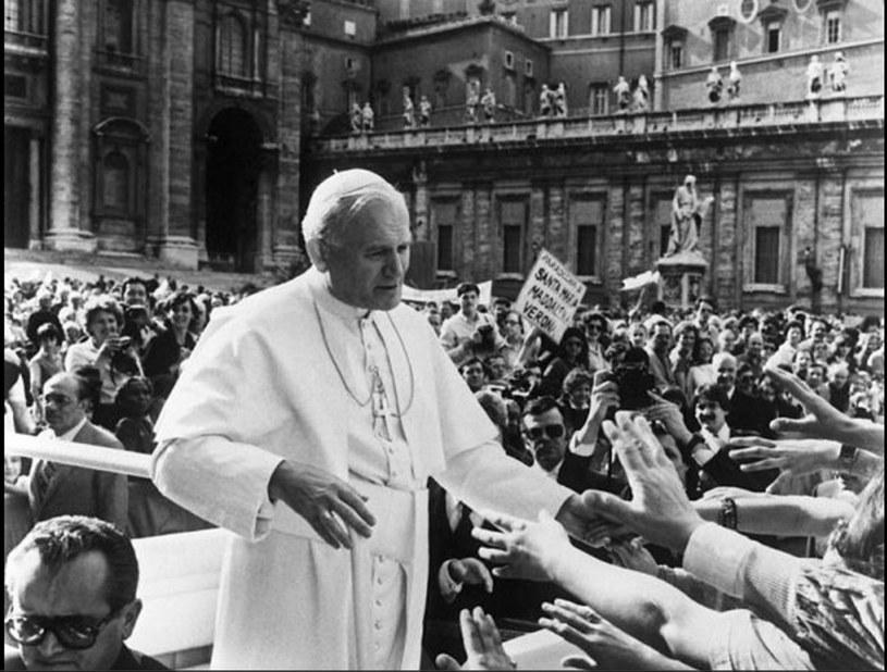 Papież Jan Paweł II /East News