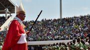 Papież nie zdał egzaminu w Afryce