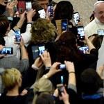 Papież oddał hołd pielęgniarce, która uratowała mu życie