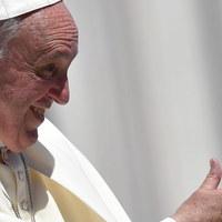 Papież otrzymał nagrodę Karola Wielkiego.