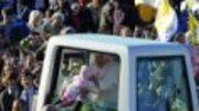 Papież pobłogosławił w Szkocji polskie dziecko
