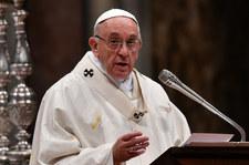 Papież: W Europie dochodzi do wynaturzenia Bożego Narodzenia