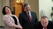 Para prezydencka obejmie patronatem XX Finał WOŚP