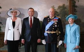 Para prezydencka w Norwegii