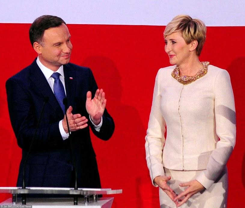 Para prezydencka /Jan Bielecki /East News