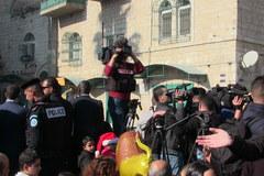 Parada w Betlejem