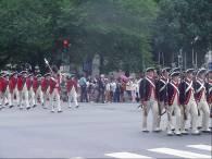 Parada w Waszyngtonie /RMF