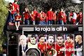 Parada zwycięzców w Madrycie