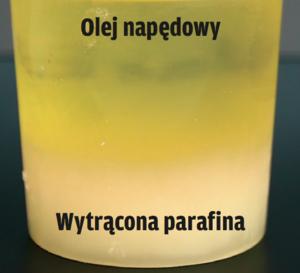 parafina /Motor