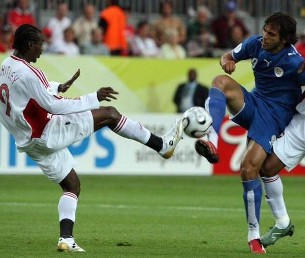 Paragwaj pokonał Trynidad i Tobago /AFP