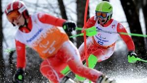 Paraolimpiada - Maciej Krężel piąty w slalomie