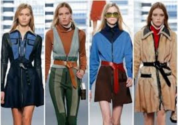 Paris Fashion Week trendy jesień zima 2014 / 15