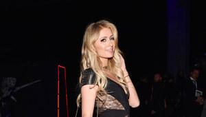 Paris Hilton na otwarciu butiku
