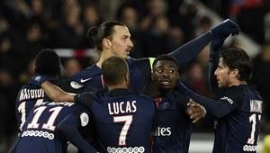 Paris Saint-Germain - Angers SCO 5-1 w 22. kolejce Ligue 1
